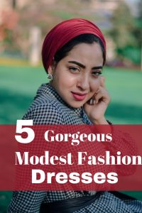 gorgeous modest fashion dresses