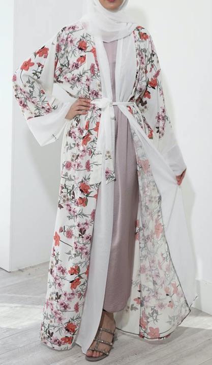 latest abaya design