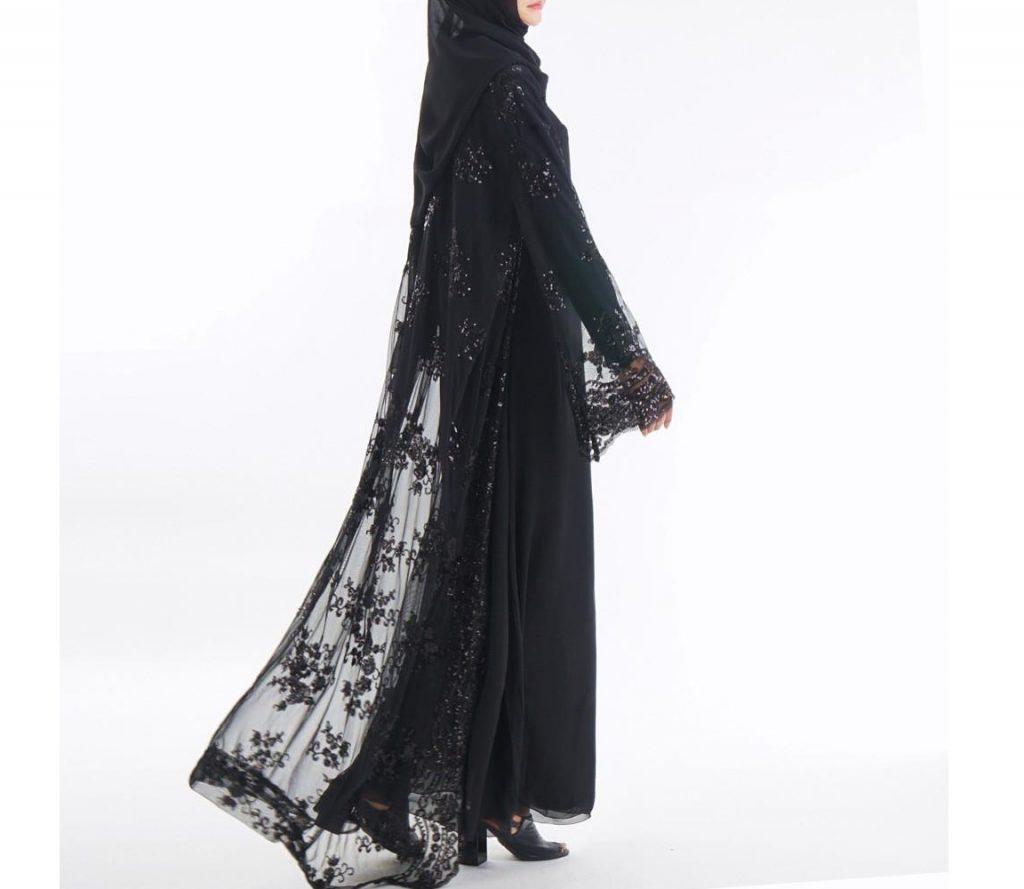abaya designs - abaya fashion - modern abaya designs