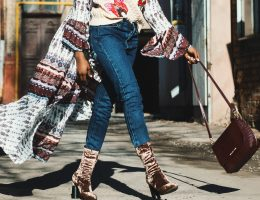 6 stylish ways to wear jeans with hijab fashion