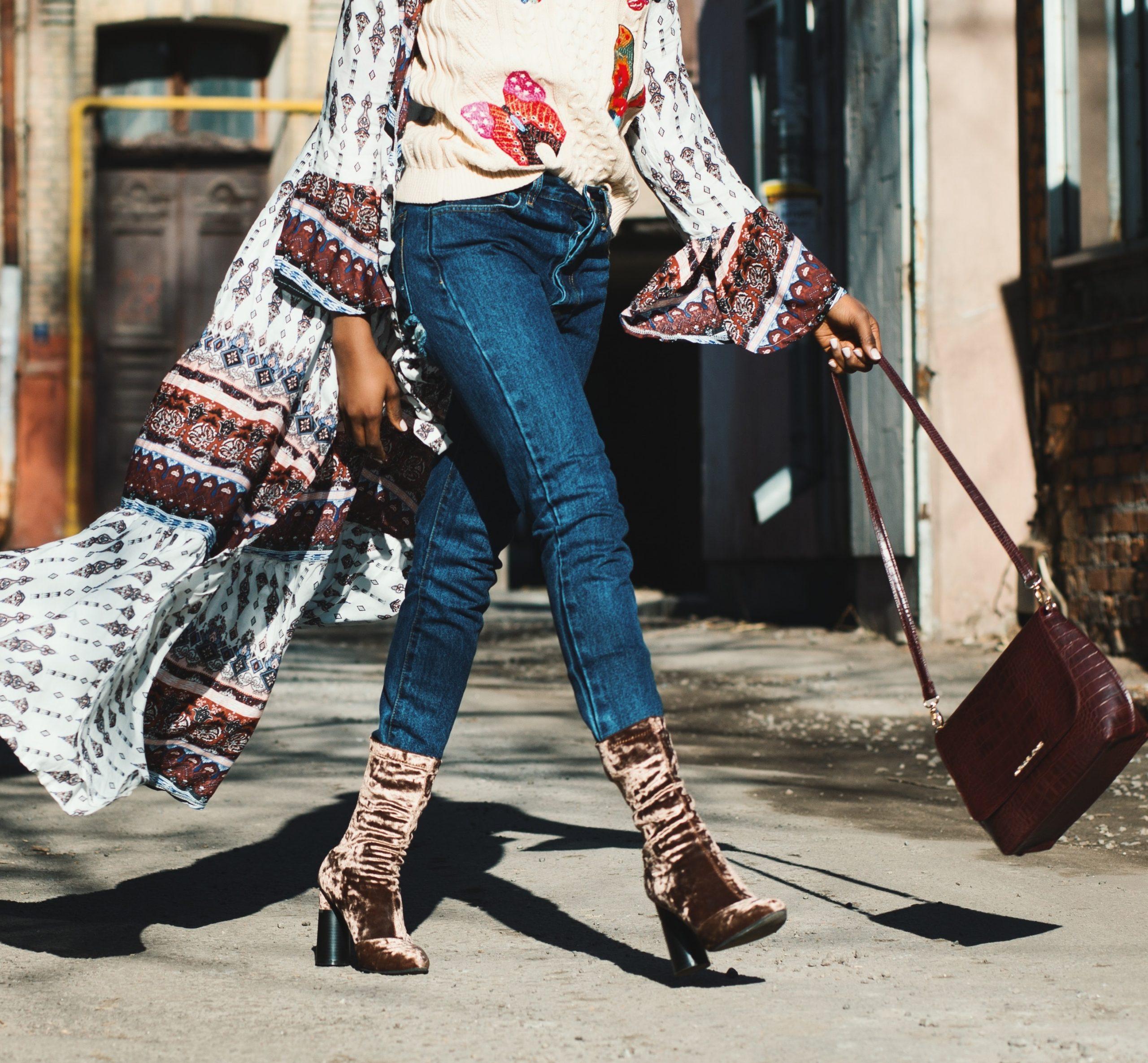 6 stylish ways to wear jeans with hijab fashion