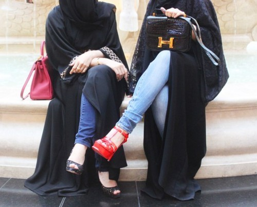 6 stylish jeans to wear with hijab fashion