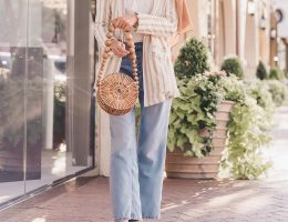hijab fashion chic pant outfit ideas