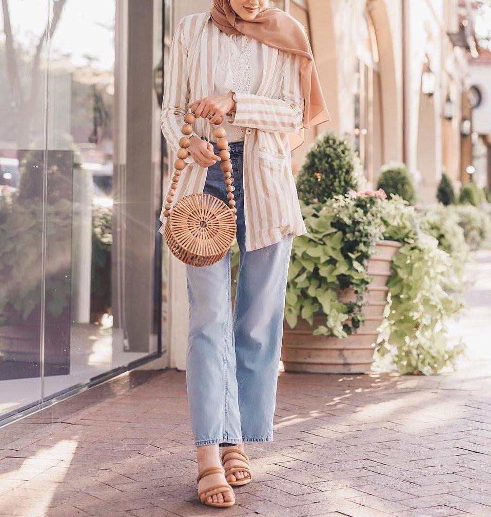 Hijab Fashion Chic Pant Outfits Ideas To Copy