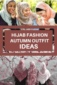 hijab fashion autumn outfit ideas