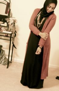 hijab fashion long cardigans