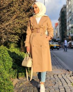 long cardigans hijab fashion