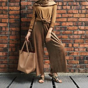 autumn hijabi outfits ideas