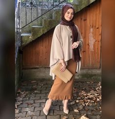 hijabi autumn outfit ideas