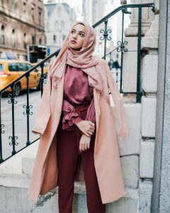 tips for hijabis to transition summer wardrobe to fall
