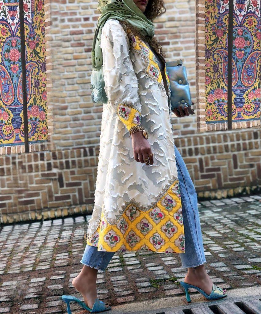 Beautiful modern abayas