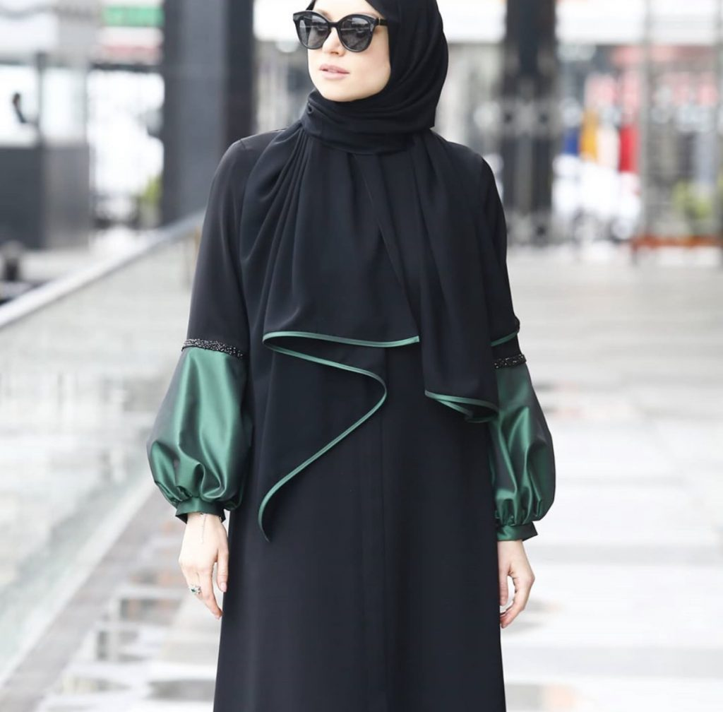 Beautiful modern abayas