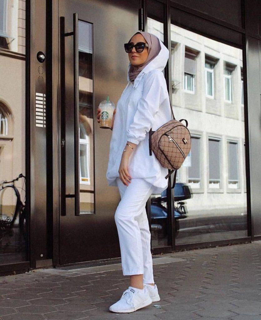 hijab workout outfits