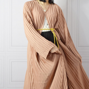 Elegant And Modern Abaya Designs