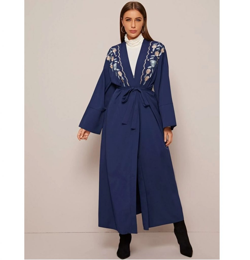 Elegant And Modern Abaya Designs Zahrah Rose
