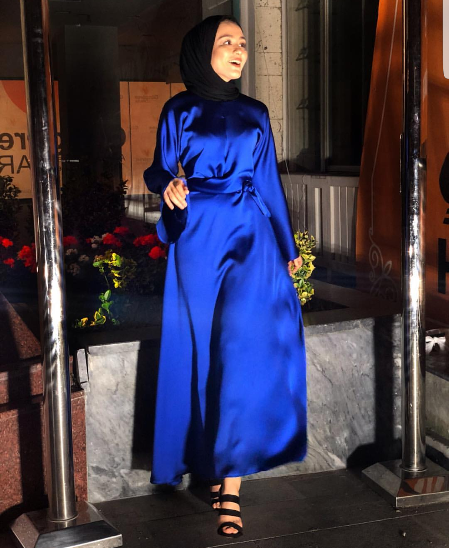 Modest Fashion Long Dresses That Will Make You Look Effortlessly Classy
