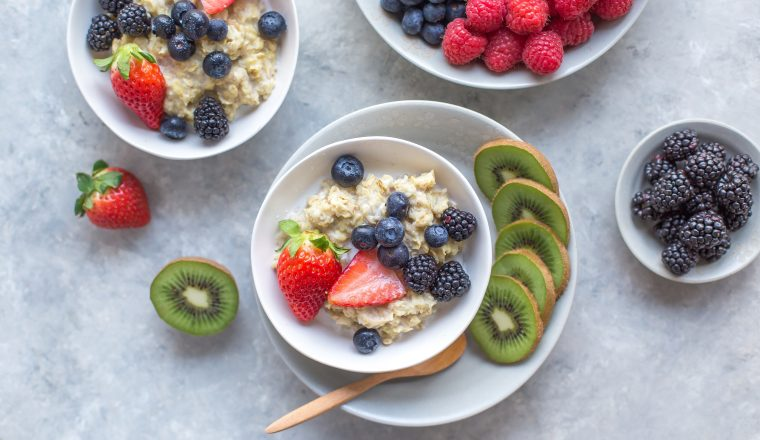 6 Good Eating Habits For Quick Weight Loss