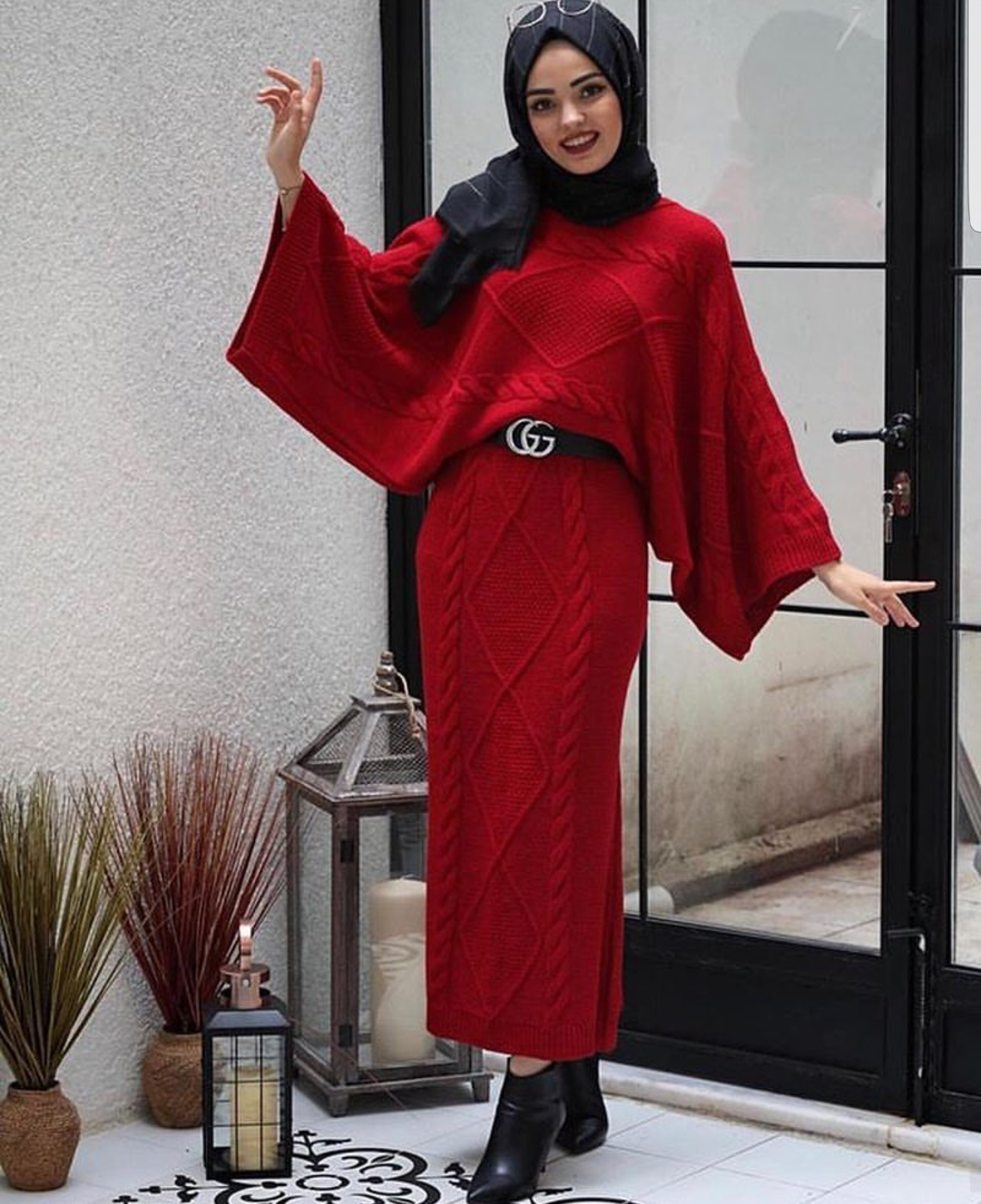 30 Casual Winter Hijabi Outfits To Fall In Love With