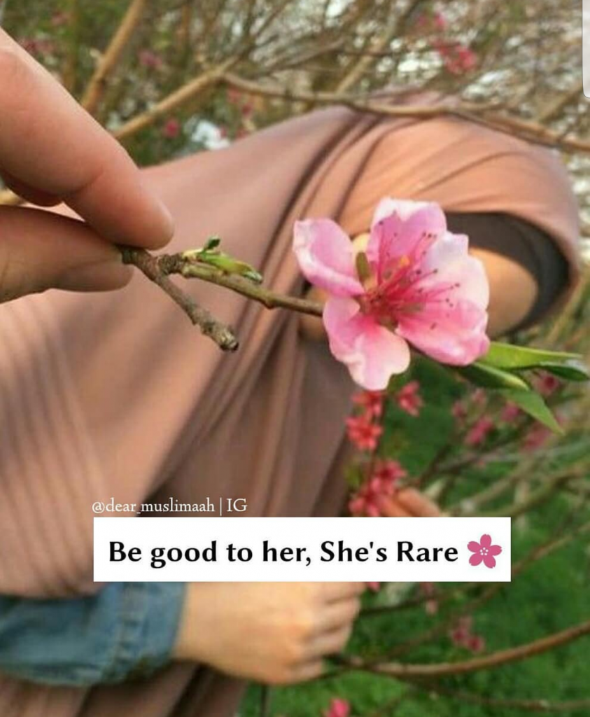 how to treat a wife in islam quotes
