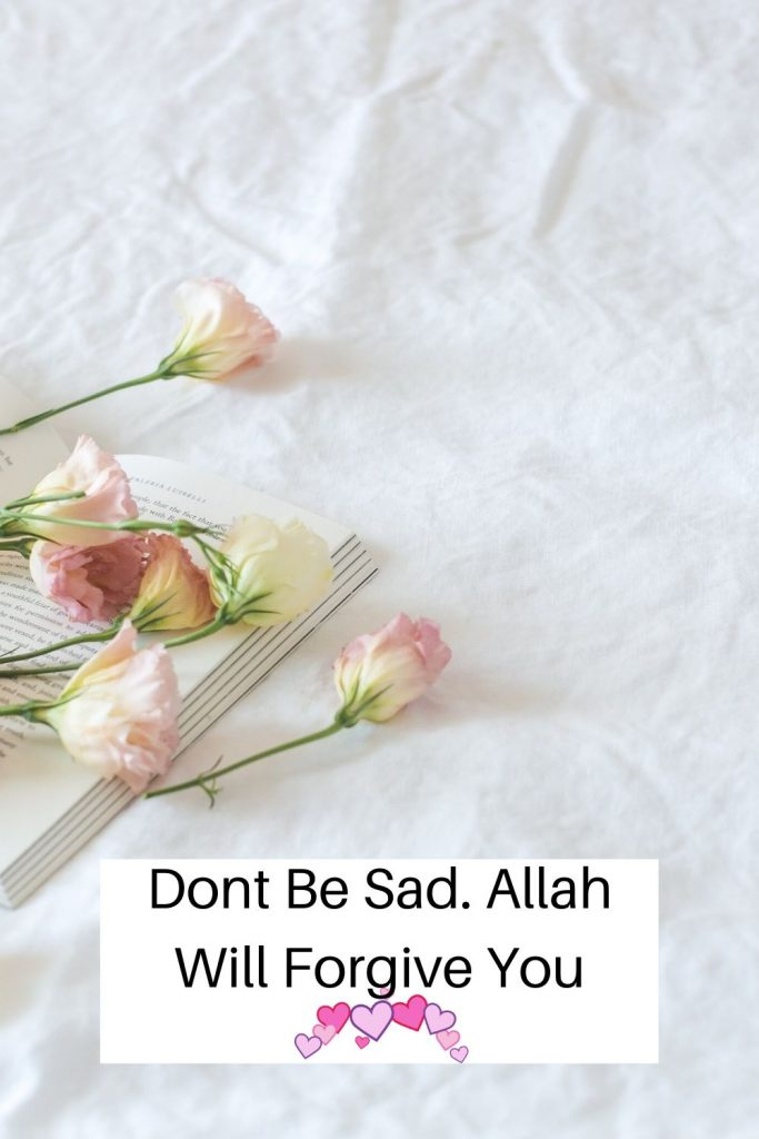 asking Allah for forgiveness quotes