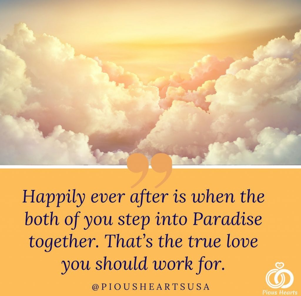 Islamic quotes for wedding cards