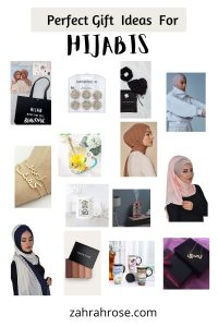 perfest gift guide for hijabis