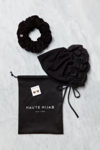 hijab bag with accessories
