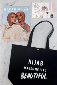 tote bag for hijab