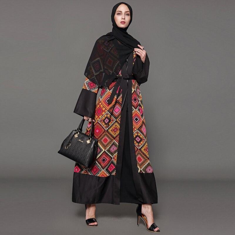 Latest Open Abaya Styles For Ramadan