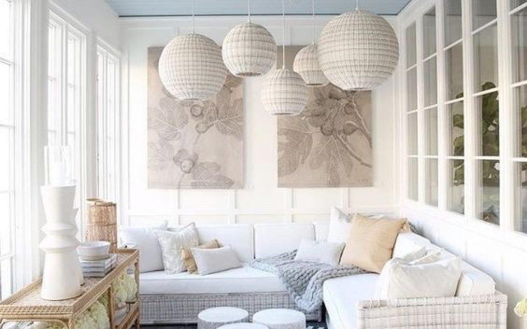 30+ Summer Living Room Decor Ideas