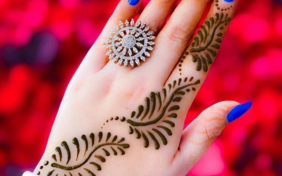 50+ Latest Henna Mendhi Designs