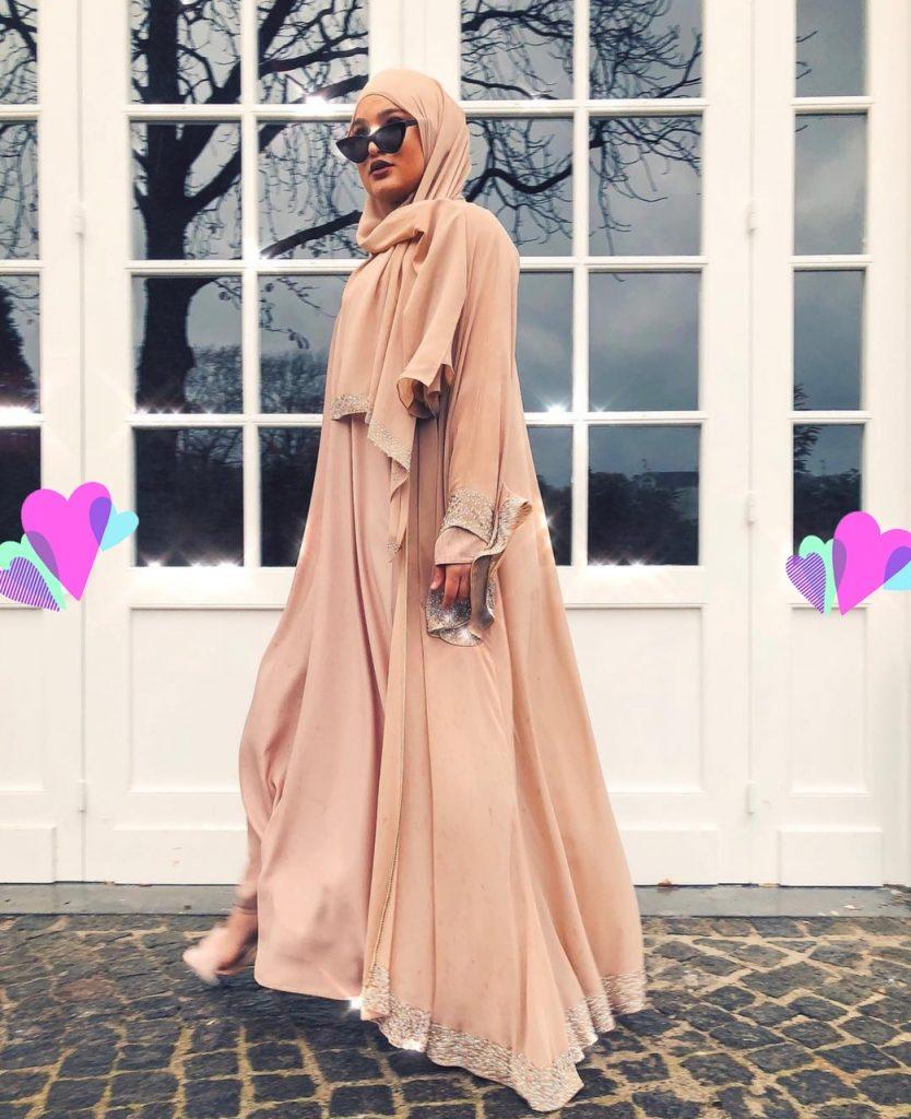 Abaya outfit