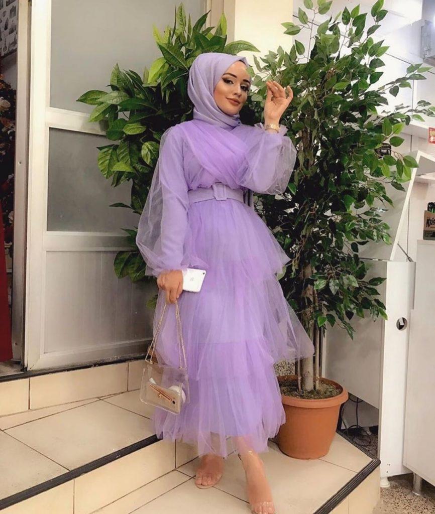 Lillic evening dress
