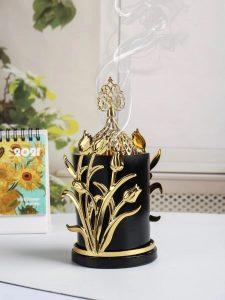 decorative incense burner