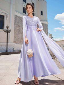 lilic party dress