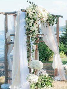 wedding tulle